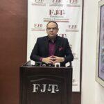 FJT rechaza firma del Pacto Eléctrico, por falta de consenso, excluyente y violatorio los derechos del pueblo dominicano