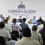 Ministro Limber Cruz dispone terrenos para construcción de correccional en Higüey; anuncia importantes obras en el Este en apoyo a la agropecuaria
